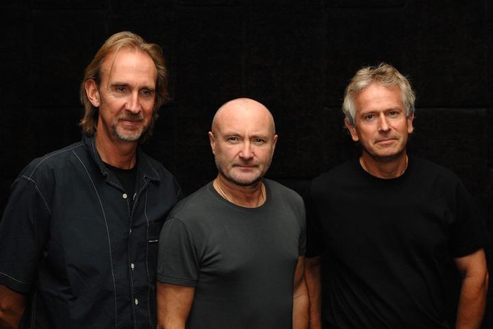 "Genesis Announces The ""Turn It On Again Tour"""
