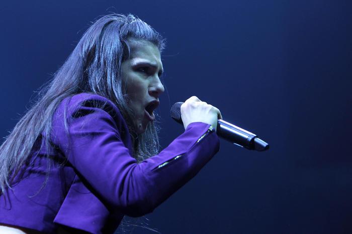 Musica: Elisa torna in tour, L'Anima vola strega Rimini